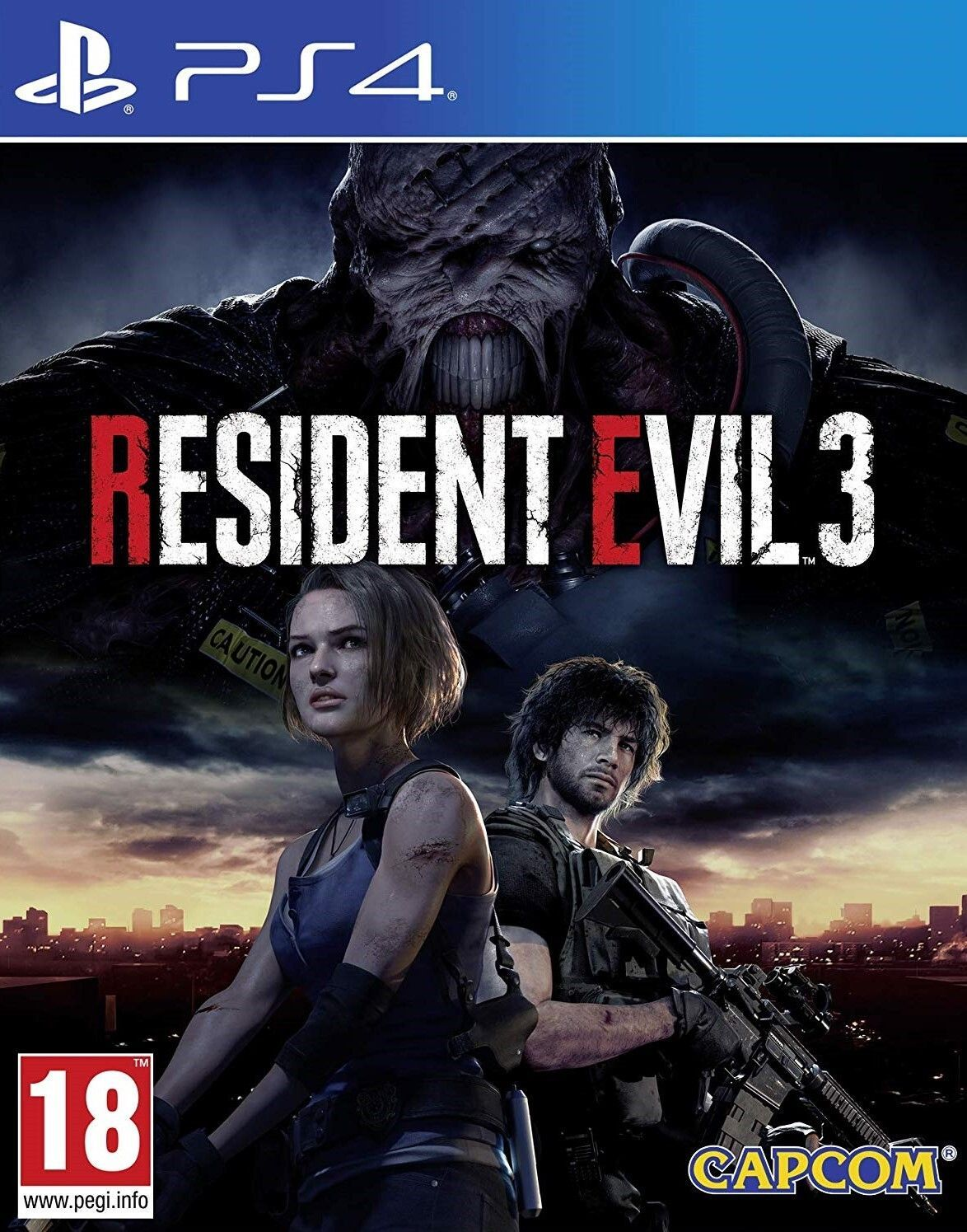 Resident Evil 3 Remake Videojuego Ps4 Pc Y Xbox One Vandal