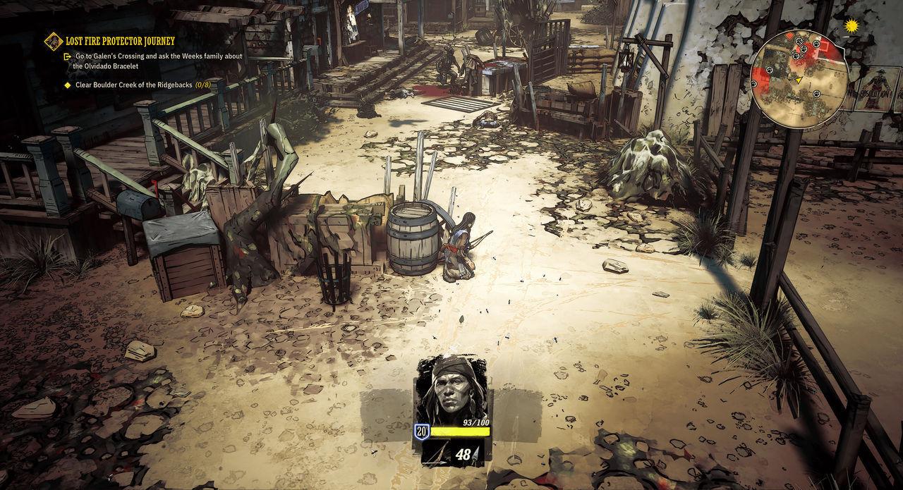 Weird West, del creador de Dishonored y Prey, llegará en otoño a PC, PS4 y Xbox One