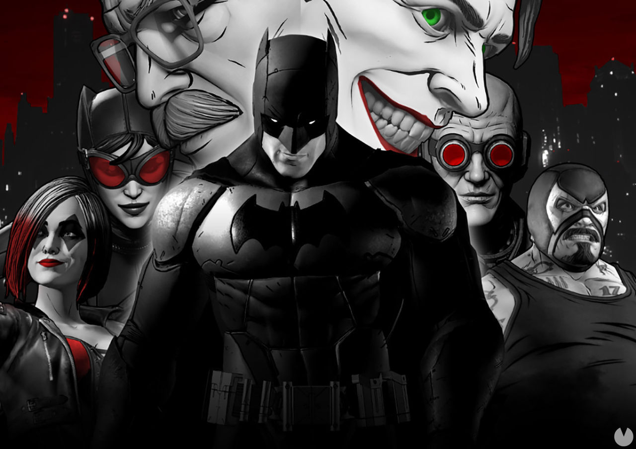 The Telltale Batman Shadows Edition launches today; it is a review of Batman: The Telltale Series