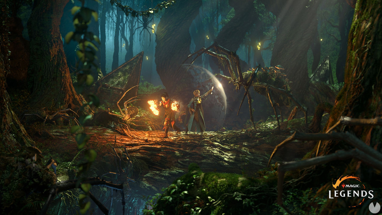 Magic: Legends anunciado para consolas y PC, un nuevo MMORPG de Cryptic Studios