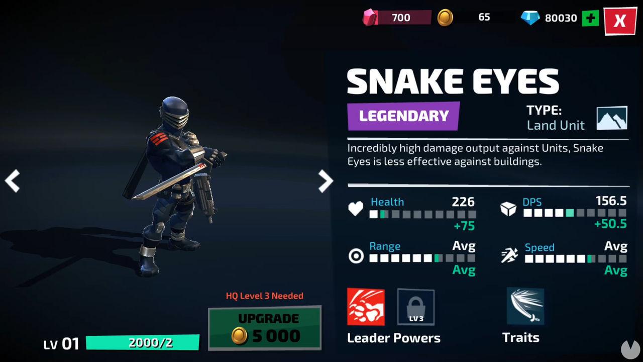G.I. Joe: Ya está disponible el nuevo juego de estrategia de la querida saga