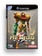 Metroid Prime para GameCube