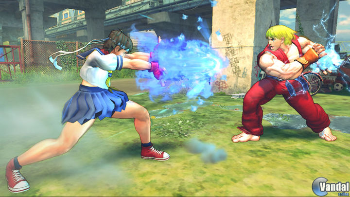 Street fighters IV  [PC : PS3 : Xbox360] 20081015112948_3