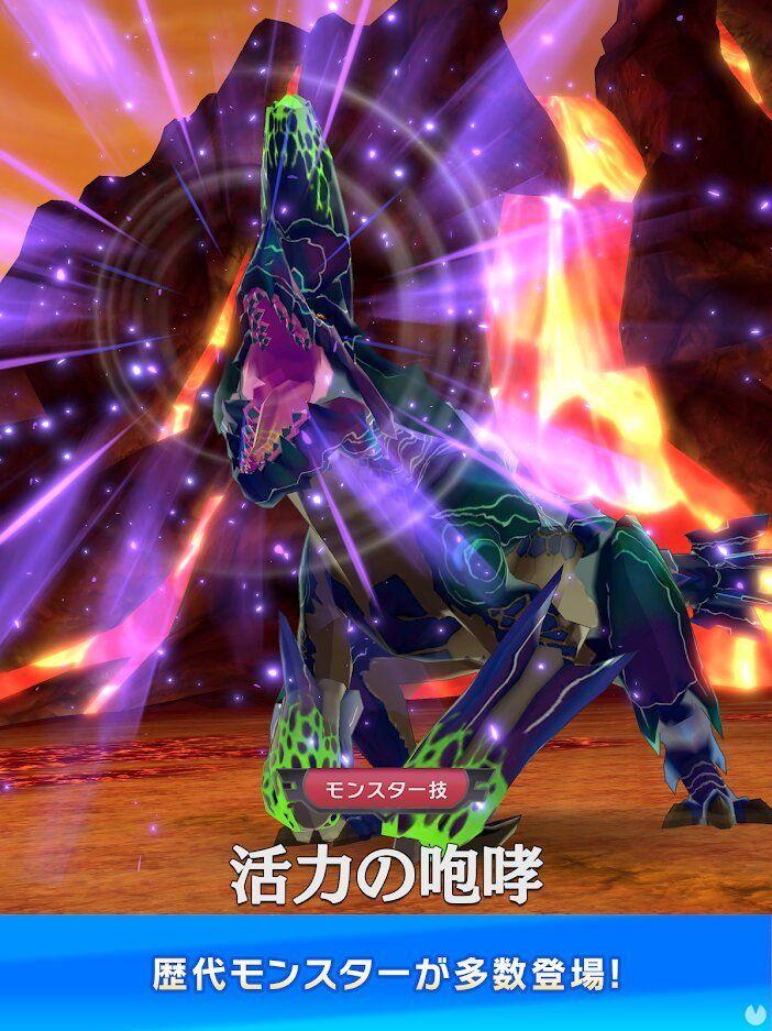 Monster Hunter Riders anunciado para iOS y Android