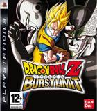 Car�tula oficial de de Dragon Ball Z Burst Limit para PS3
