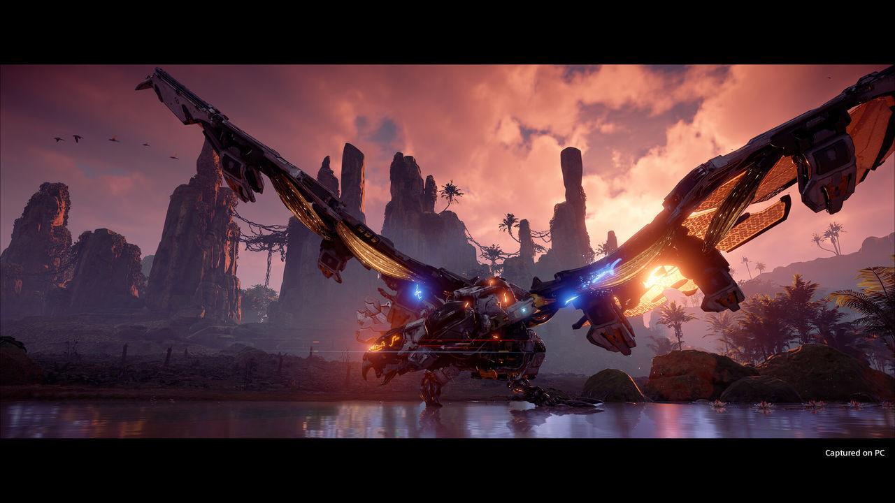 Horizon Zero Dawn llega a PC el 7 de agosto; primeras imágenes, tráiler y requisitos
