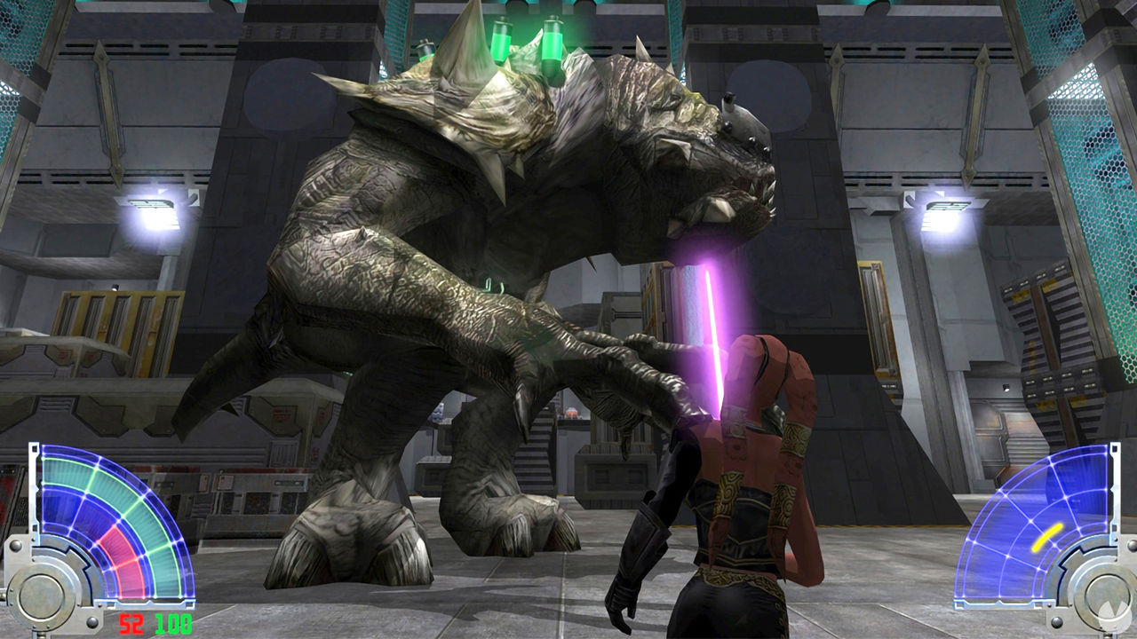 Star Wars Jedi Knight: Jedi Academy llega hoy por sorpresa a PS4 y Switch
