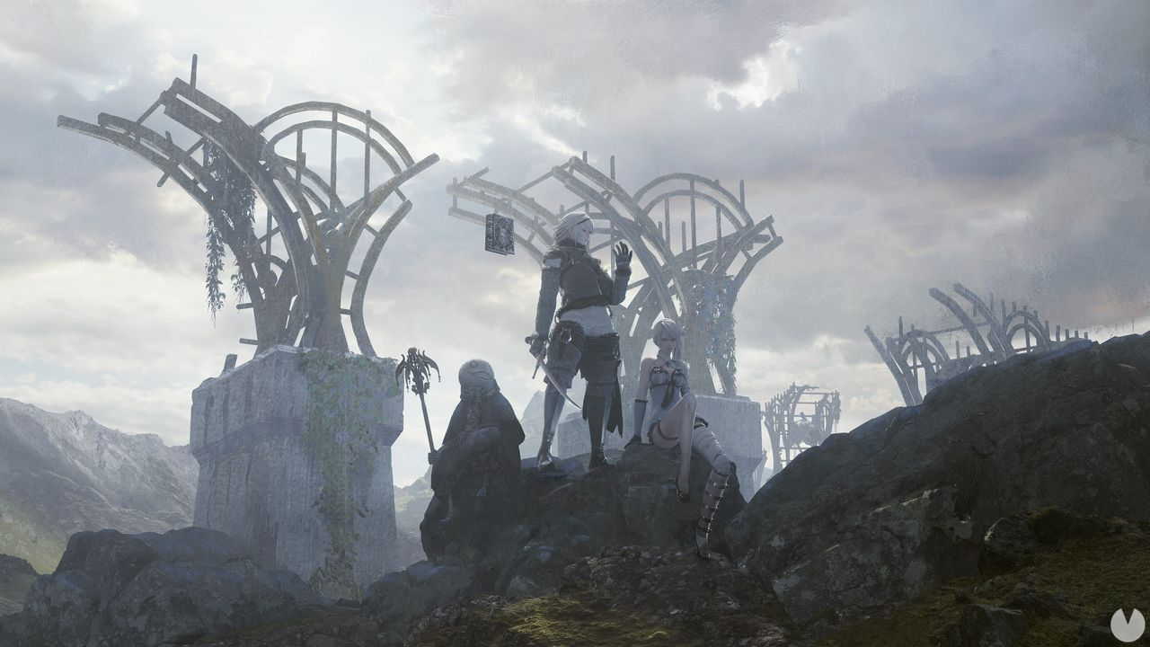 NieR Replicant, el remake del primer Nier, se lanzará el 23 de abril en PS4, Xbox One y PC