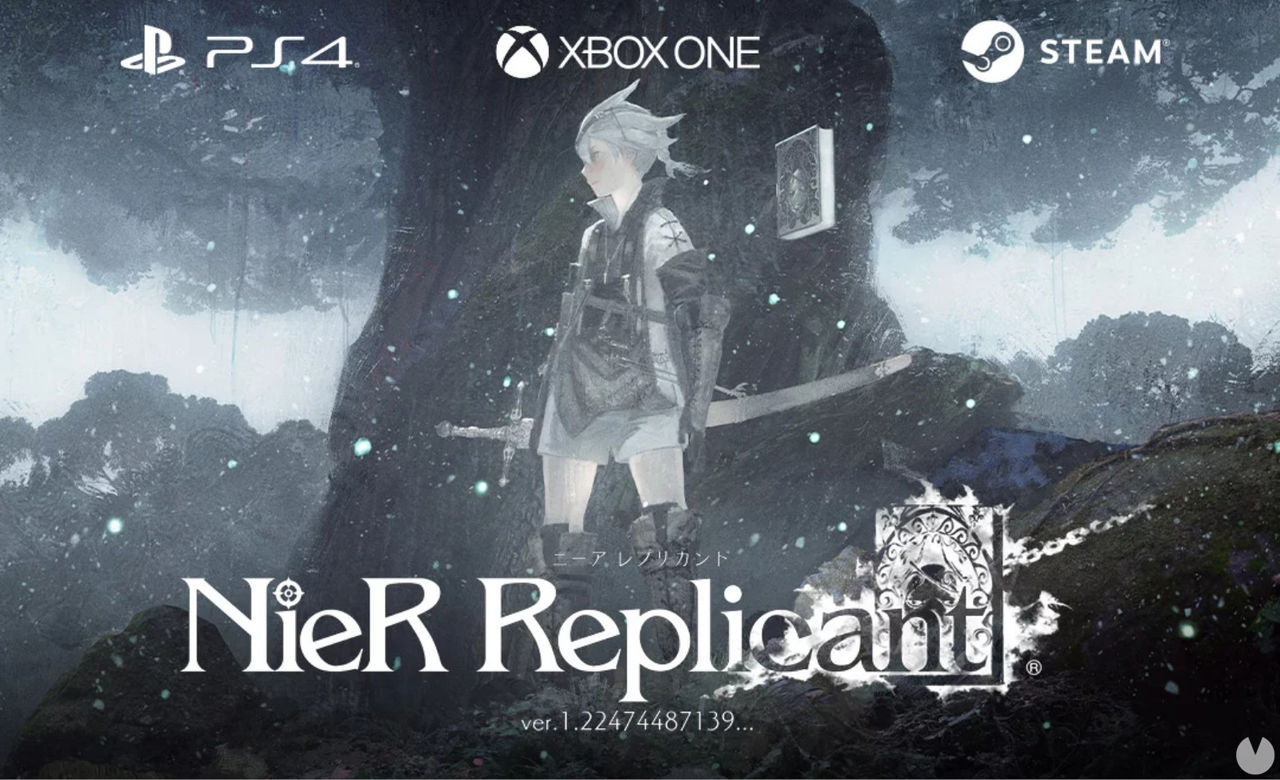 NieR Replicant se lanzará el 22 de abril en PS4 y Xbox One y el 24 de abril en PC