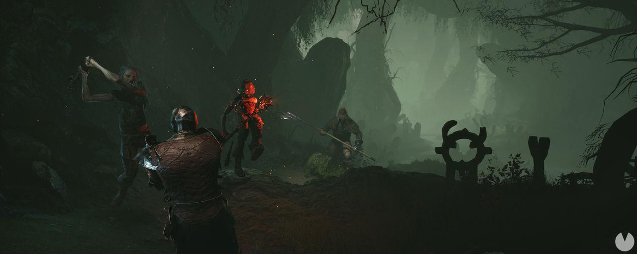 Mortal Shell: beta deste título tipo Souls já está disponível no PC