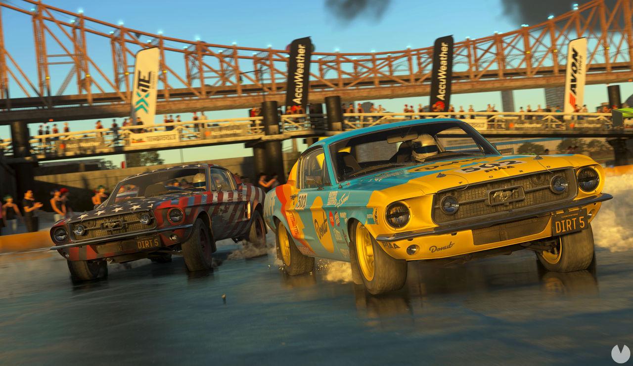 DiRT 5 en PlayStation 5 también tendrá opción de 120 imágenes por segundo