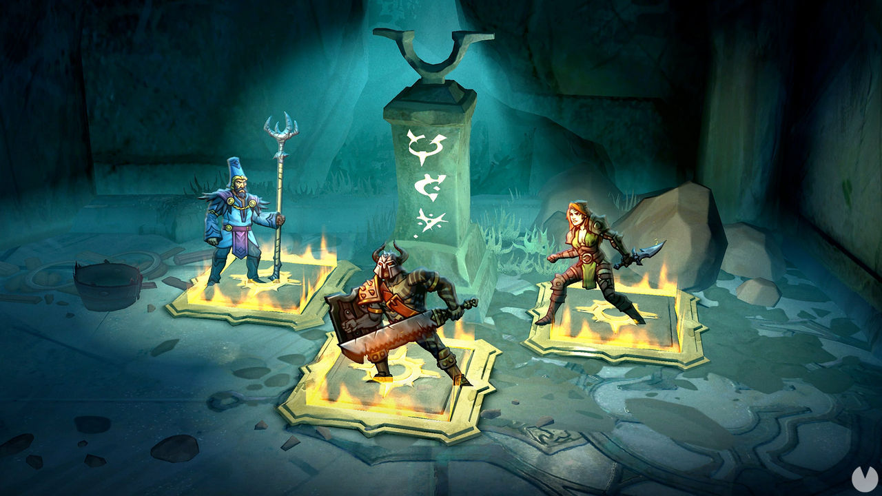 dungeons of Blightbound come to early access on Steam on the 29th of July