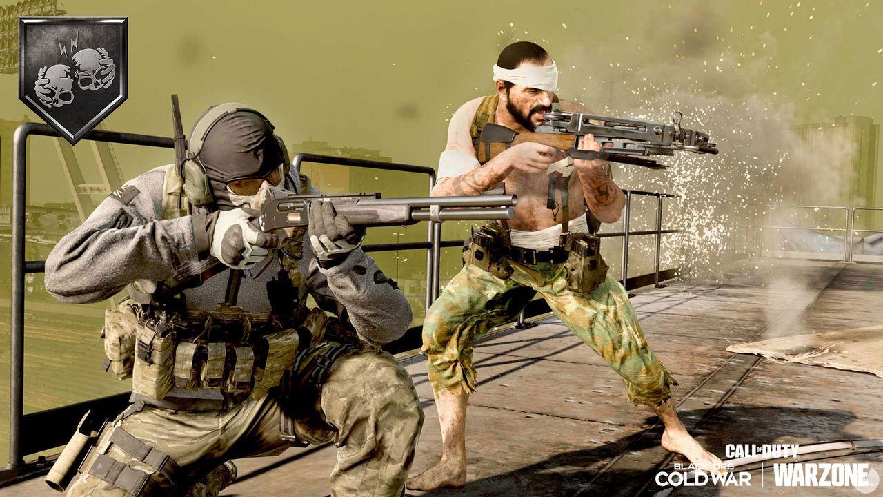 CoD: Black Ops Cold War y Warzone revela sus planes para la Temporada 5