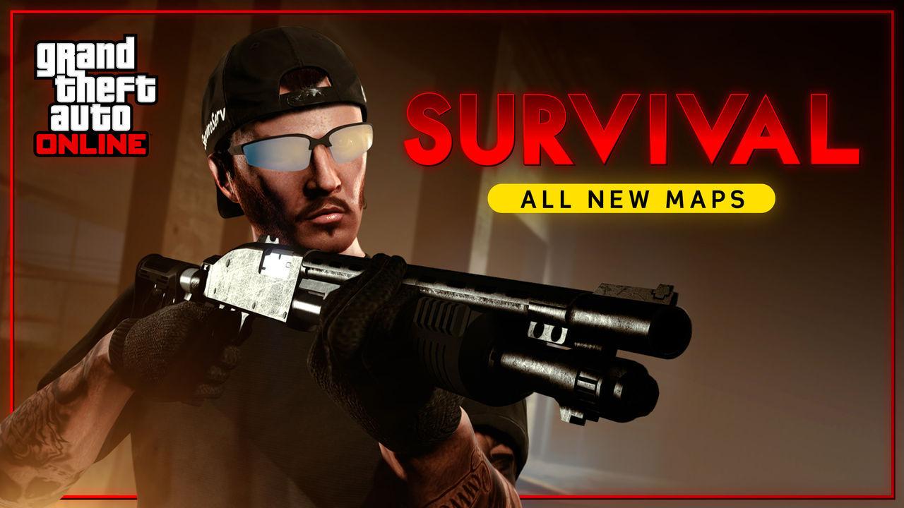 GTA Online: Llegan siete nuevas localizaciones de Supervivencia, bonus y más