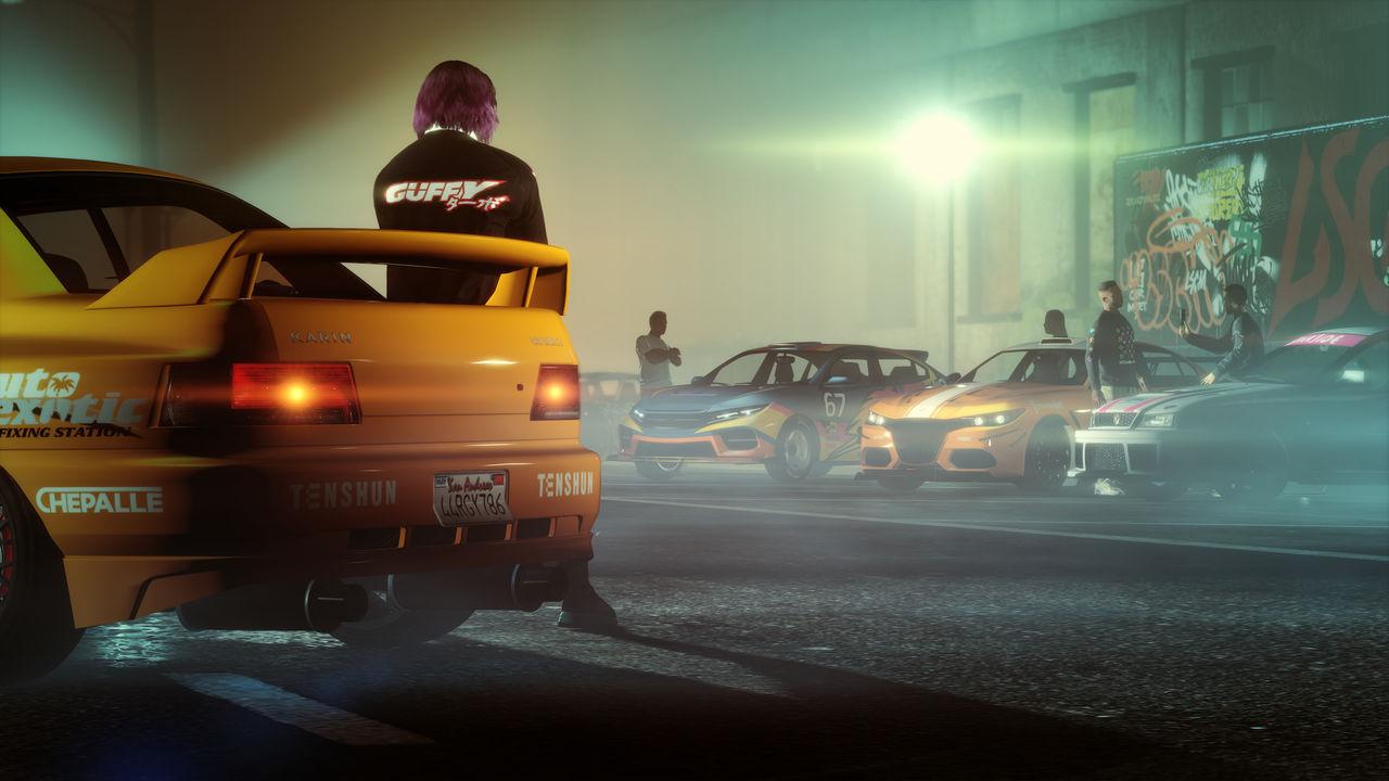 Actualización de verano de GTA Online
