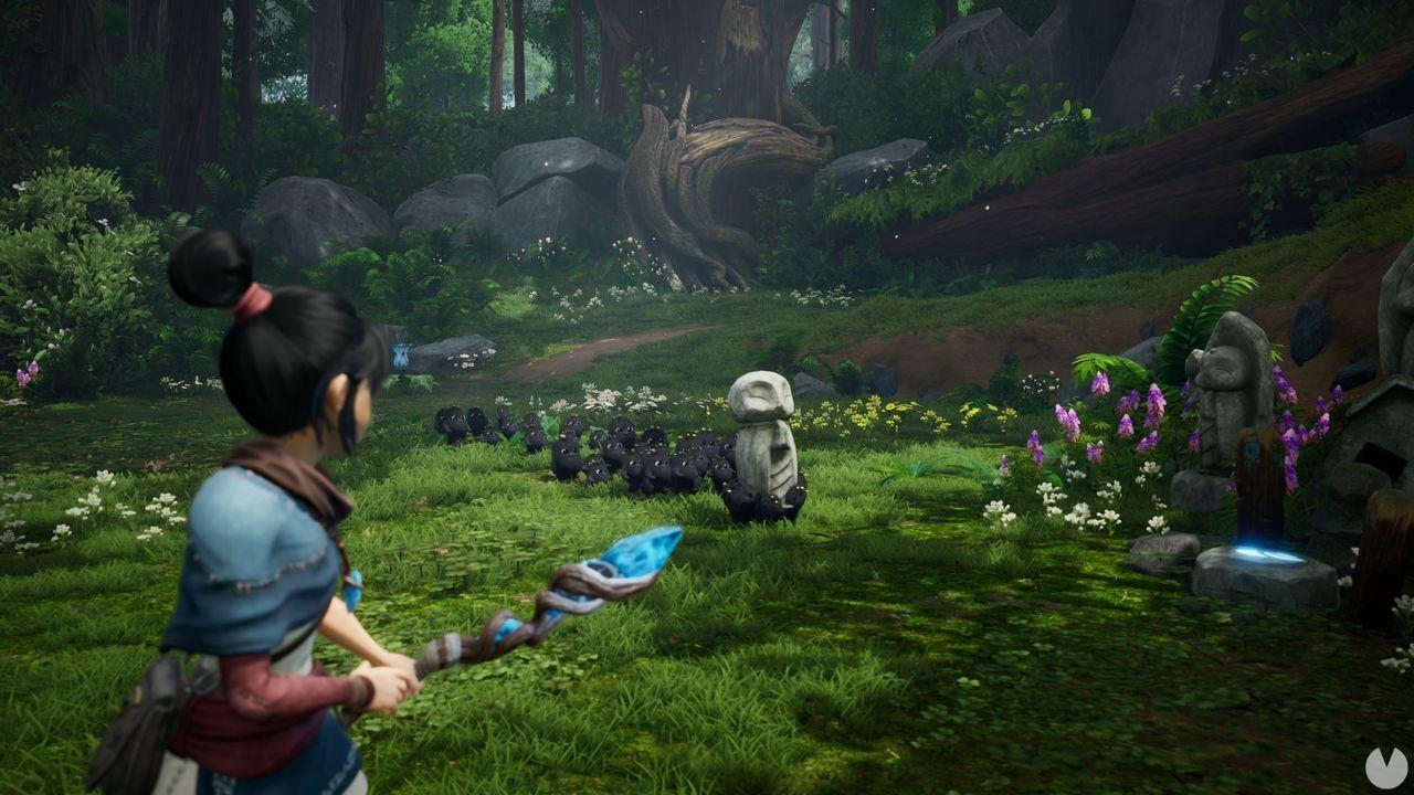 Si compras Kena en PS4 se actualizará gratis en PS5