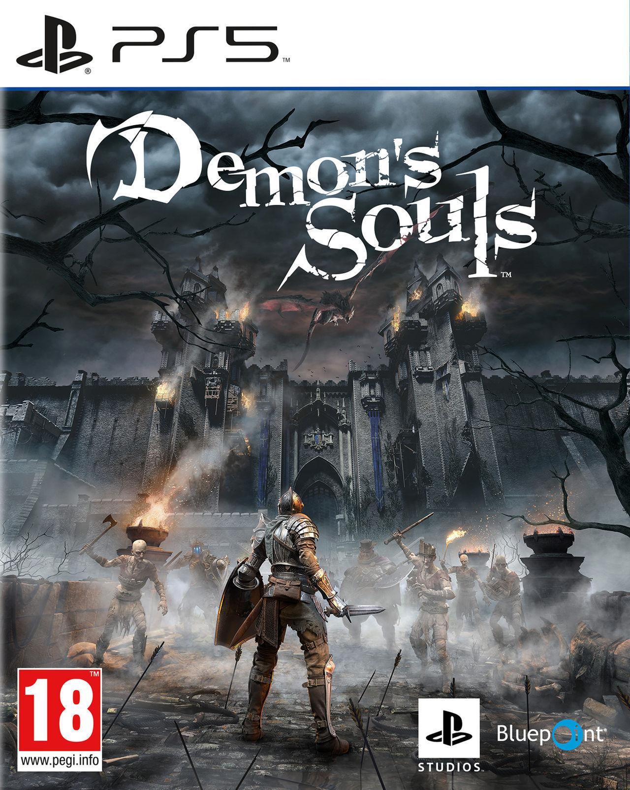 Demon's Souls tráiler