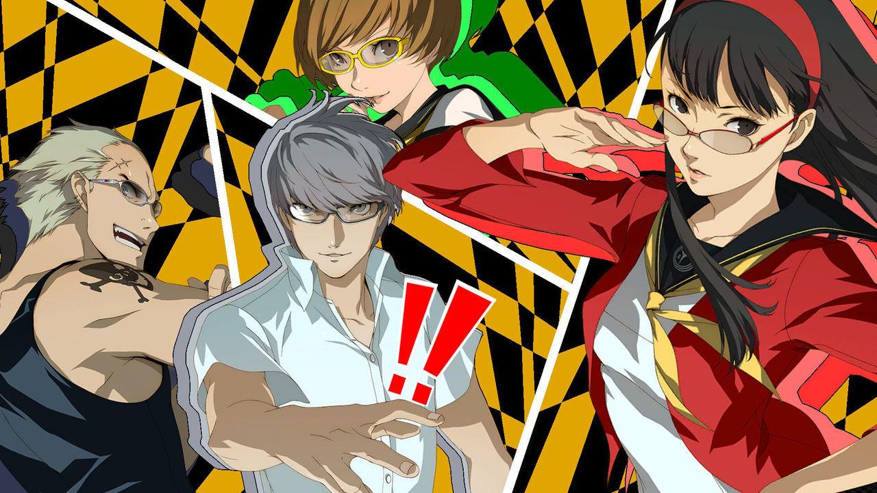 Persona 4 Golden já está disponível no PC através do Steam