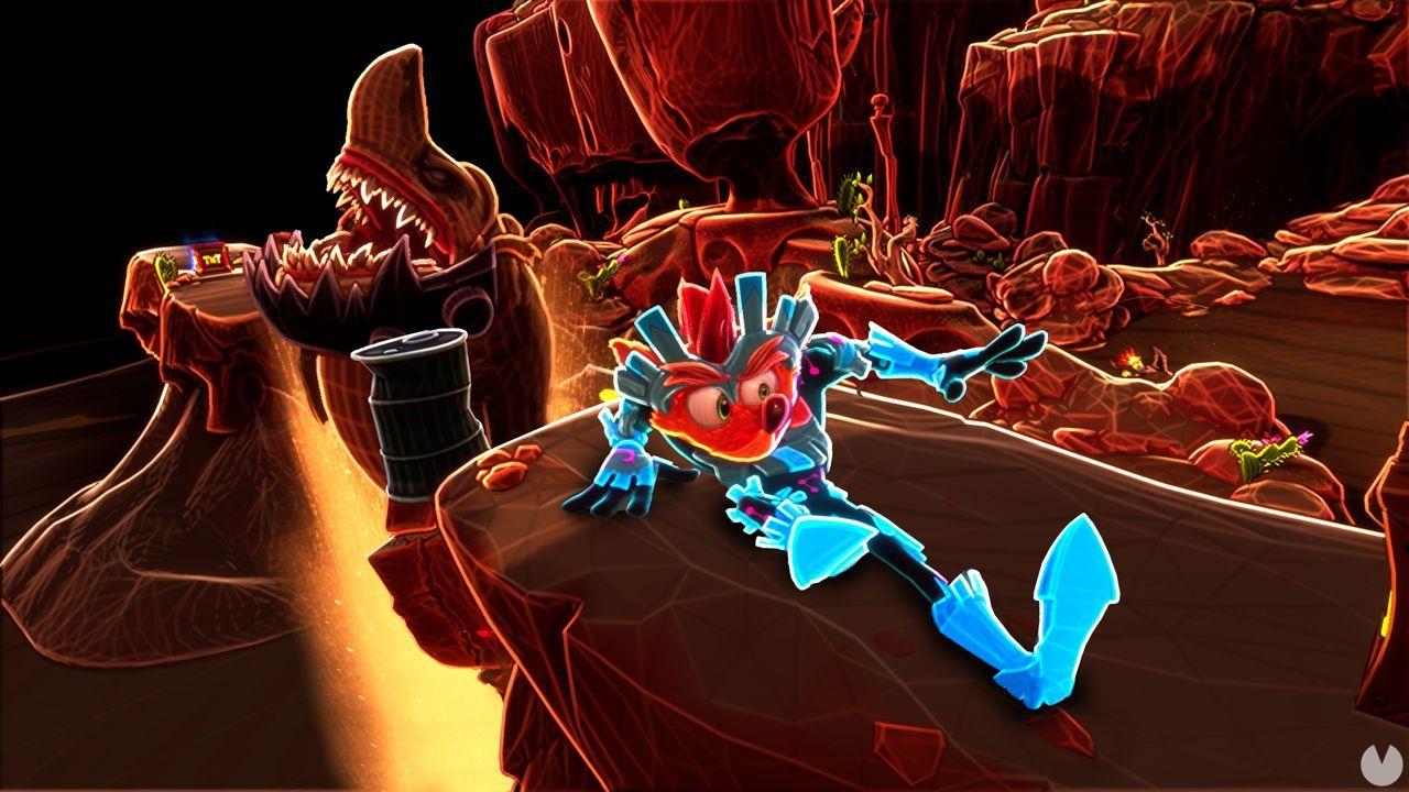 Crash Bandicoot 4 presenta nuevo gameplay, personaje jugable y más
