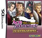 Ace Attorney Investigations: Miles Edgeworth para Nintendo DS
