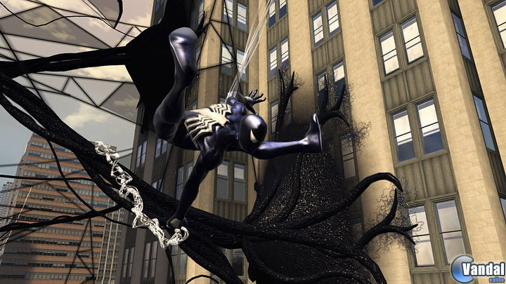 Web of Shadows