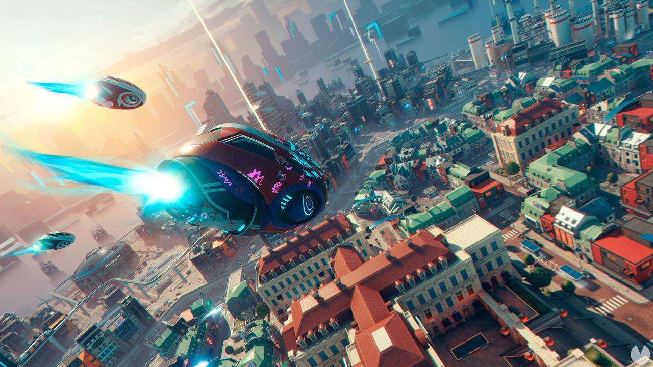 Hyper Scape: Así es el battle royale gratuito de Ubisoft con integración en Twitch
