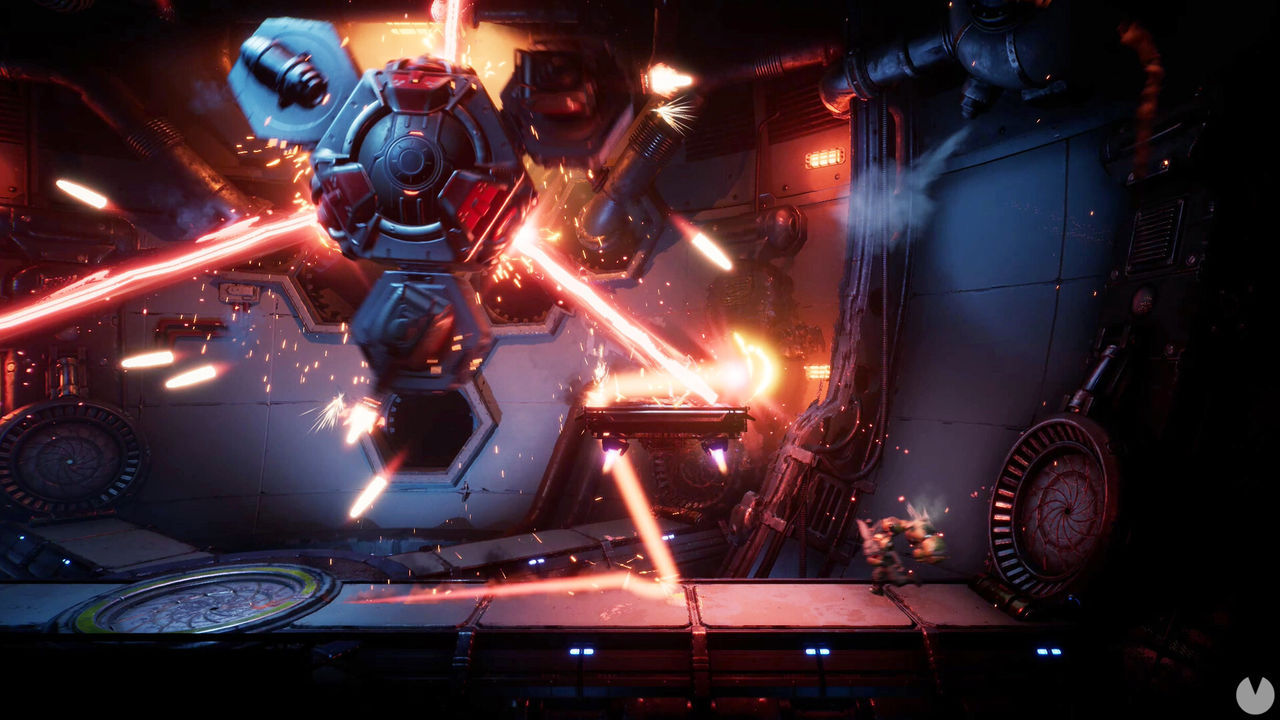 F.I.S.T.: Forged in Shadow Torch despliega su acción el 7 de septiembre en PlayStation