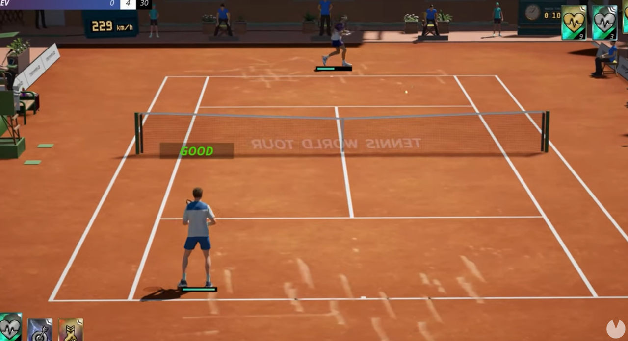 Nacon y Big Ant Studios presentan Tennis World Tour 2 para PC y consolas