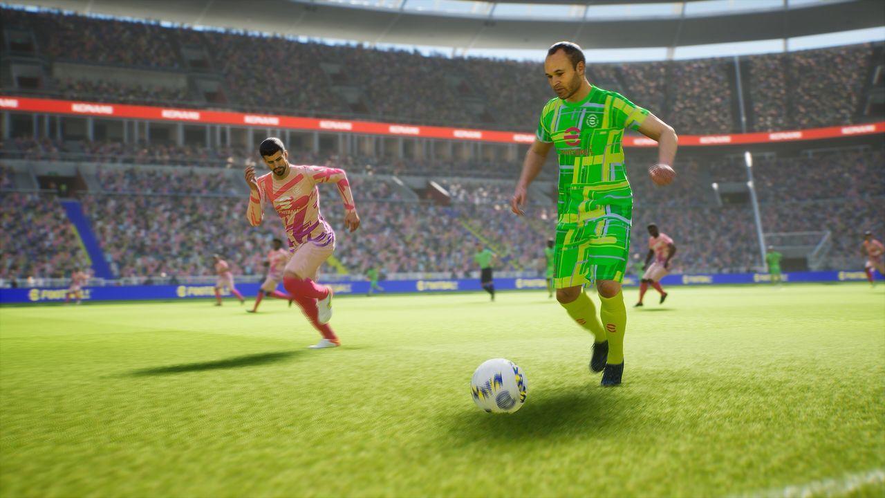 eFootball 2022: Konami pide disculpas y promete un parche en octubre
