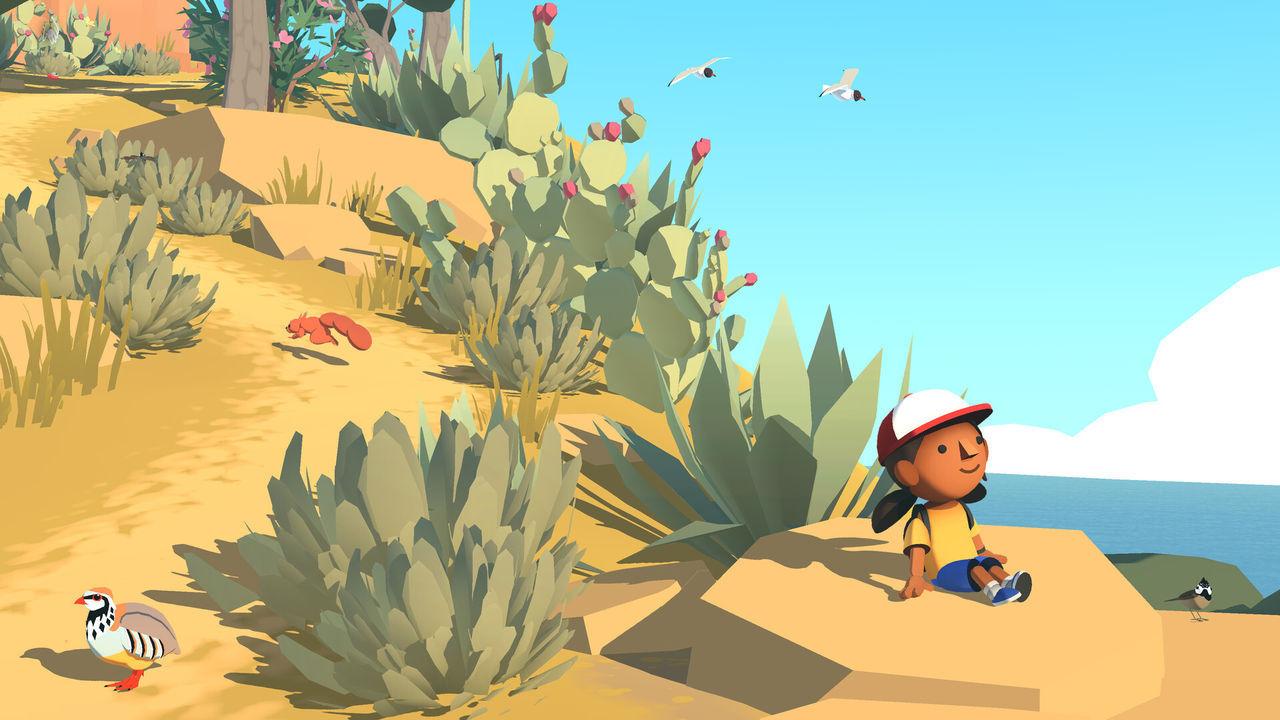 Captura de Alba: A Wildlife Adventure.