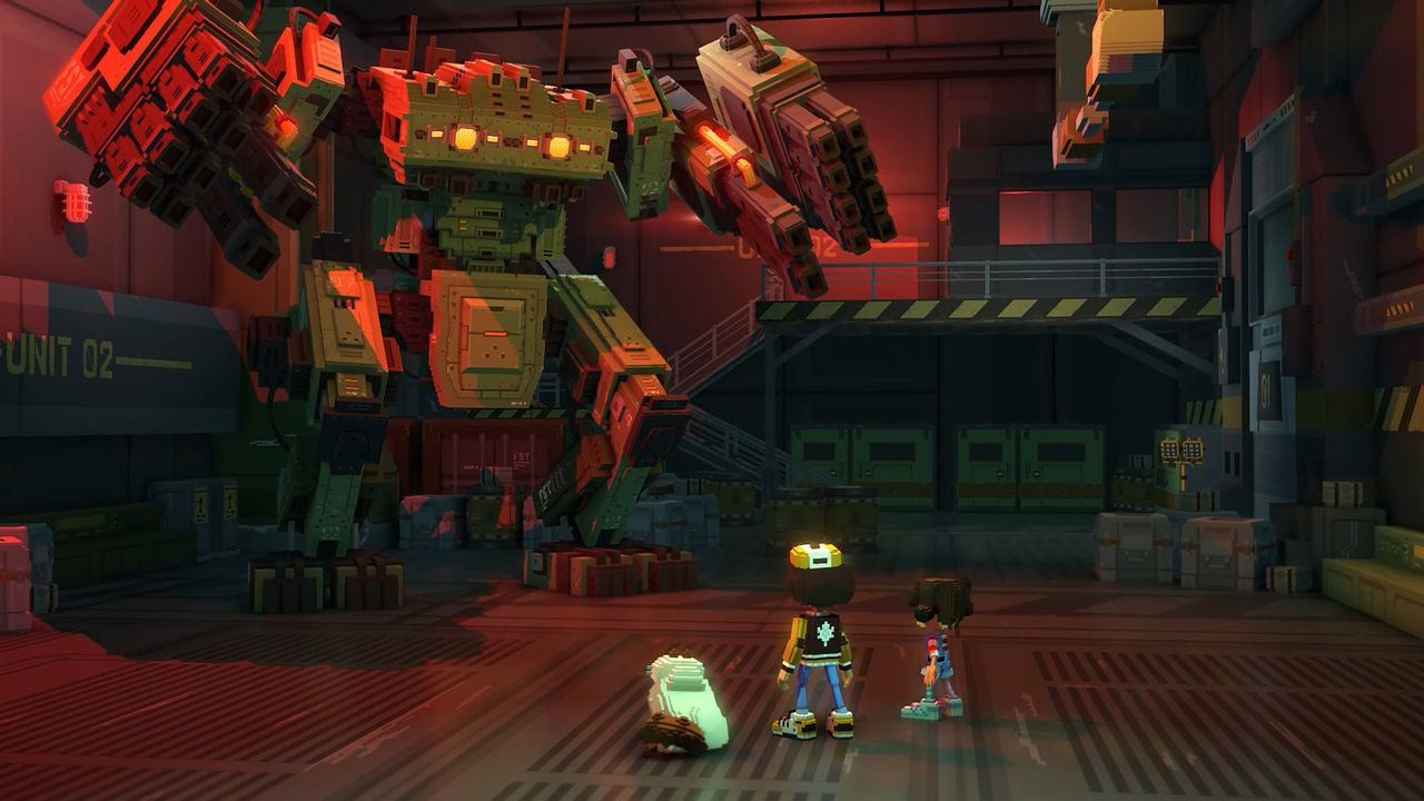 Echo Generation llega el 21 de octubre en Xbox Series, Xbox One, PC y Game Pass