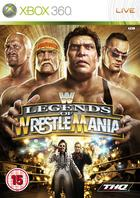 Car�tula oficial de de Legends of Wrestlemania para Xbox 360