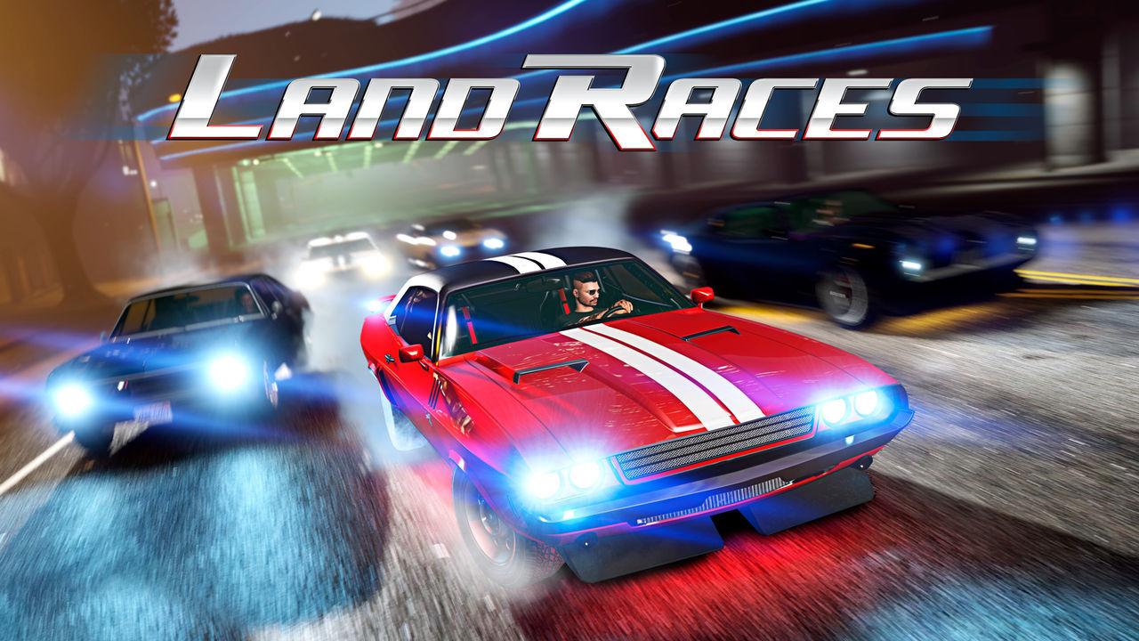 Carreras terrestres en GTA Online