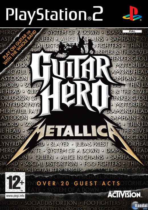Imagen 32 de Guitar Hero: Metallica para PlayStation 2