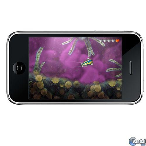 Nuevas imágenes y detalles de Spore para iPhone