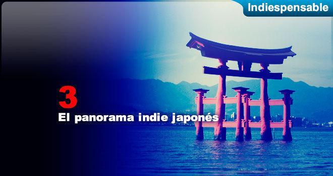 El panorama indie japonés