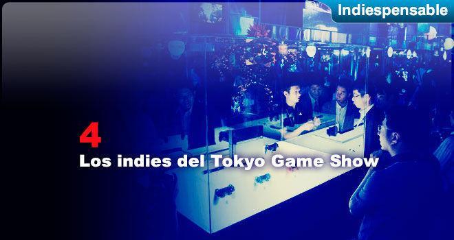 Los indies del Tokyo Game Show