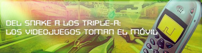 Del Snake a los Triple-A: Los videojuegos toman el móvil