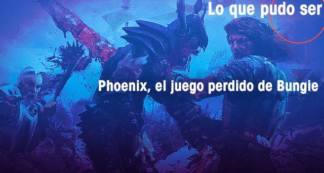 Phoenix, el juego perdido de Bungie