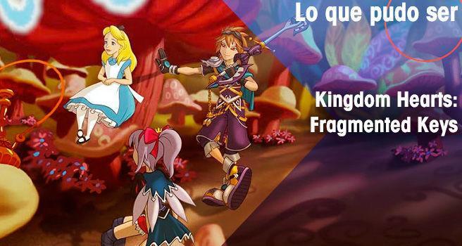 Kingdom Hearts: Fragmented Keys