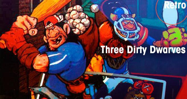 Three Dirty Dwarves