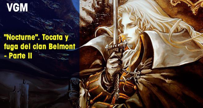 'Nocturne'. Tocata y fuga del clan Belmont - Parte II