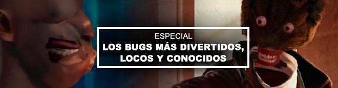 Los bugs más divertidos, locos y conocidos