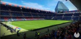 Estadios suizos PES 2018