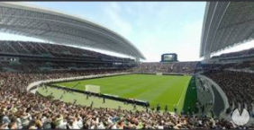 Estadios Japoneses PES 2018