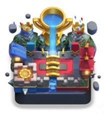 arena legendaria clash royale