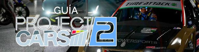 Guía Project Cars 2, trucos y consejos