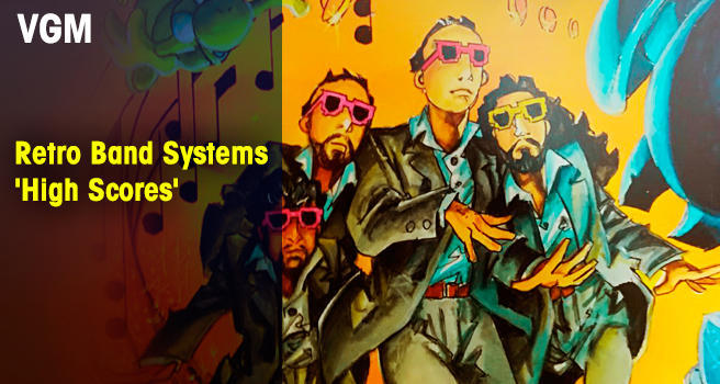 Retro Band Systems 'High Scores'