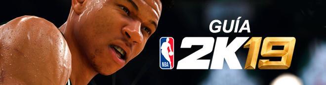 Guía NBA 2K19, trucos y consejos