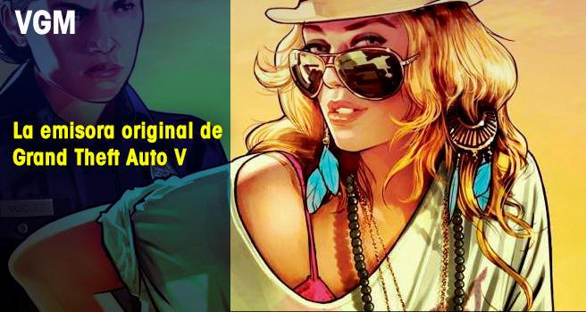 La emisora original de Grand Theft Auto V